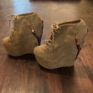 Jeffrey Campbell Ravin Claw Heel LIMITED EDITION